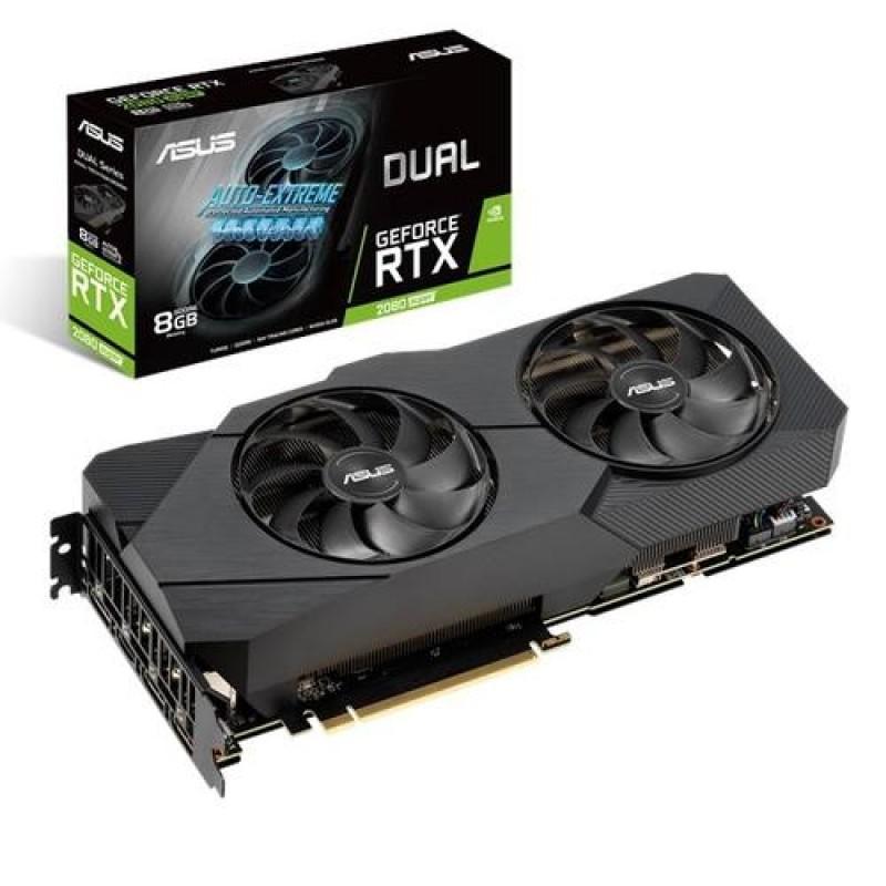 ASUS 90YV0DP2-M0NM00 graphics card GeForce RTX 2080 SUPER 8 GB GDDR6