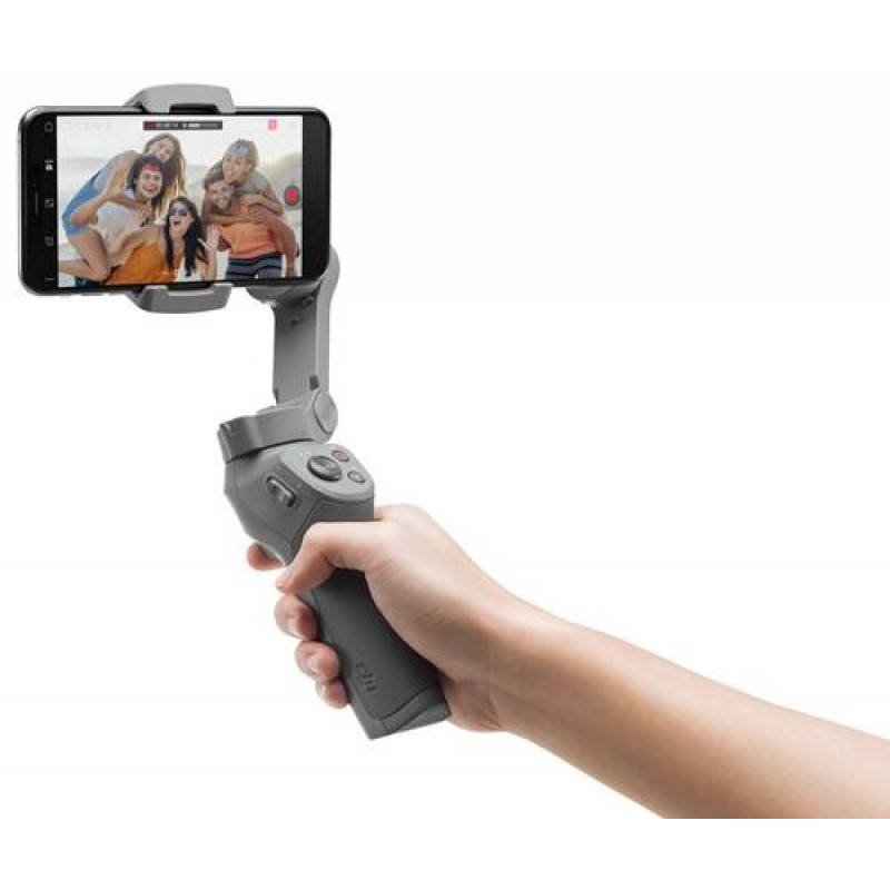DJI Osmo Mobile 3 Smartphone camera stabilizer Grey