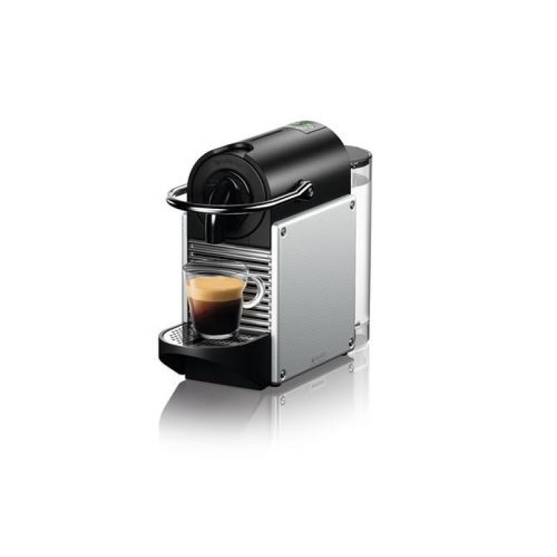 DeLonghi EN124.S Countertop Espresso machine 0.7 L Semi-auto Black,Silver