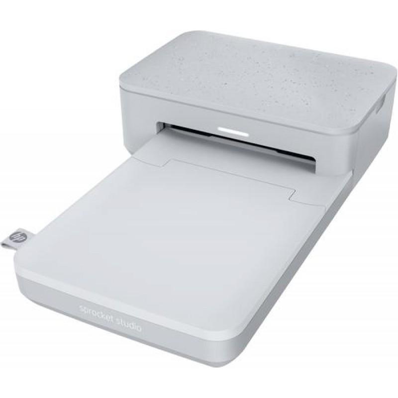 HP Sprocket Studio inkjet printer Colour 300 x 300 DPI White