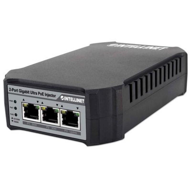 Intellinet 561488 PoE adapter Gigabit Ethernet