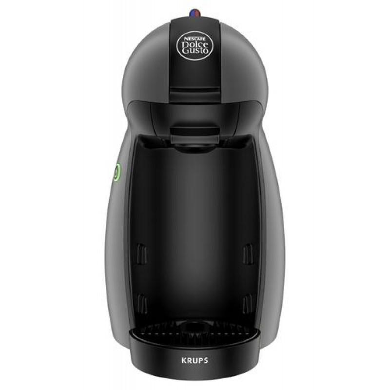 Krups Nescafe Dolce Gusto Piccolo KP 100B Countertop Pod coffee machine 0.6 L Semi-auto Anthracite