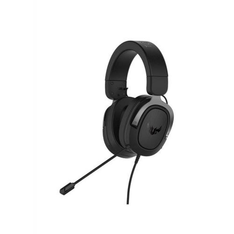 ASUS H3 Headset Head-band Black,Grey