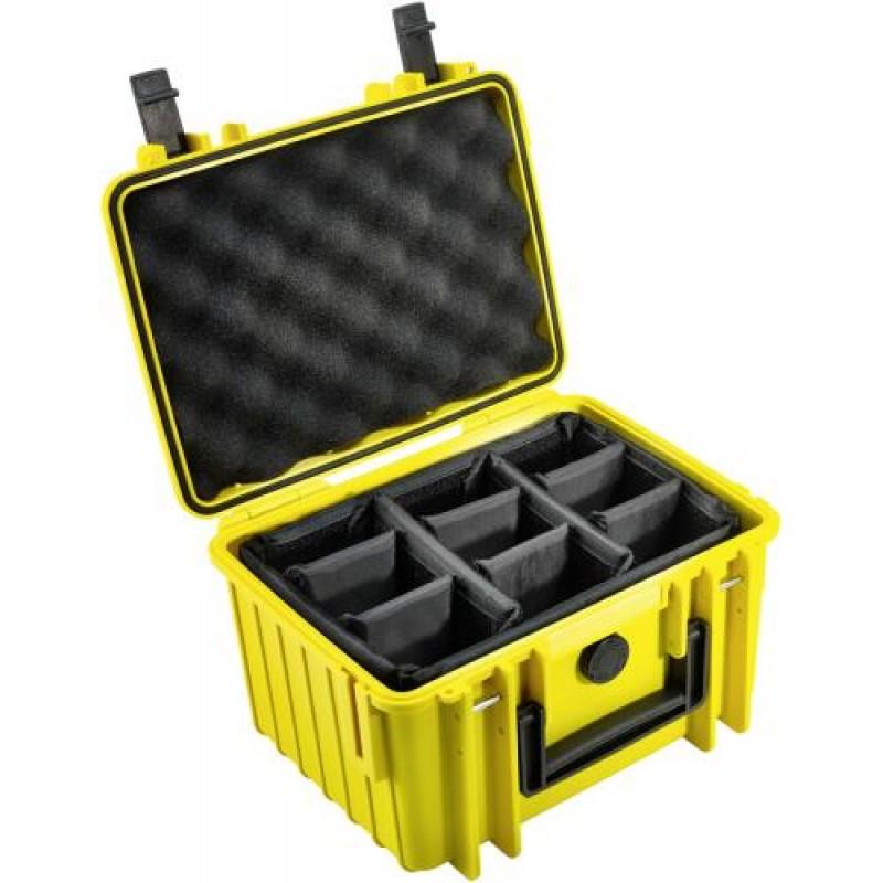 B&W type 2000 Yellow Polypropylene (PP)