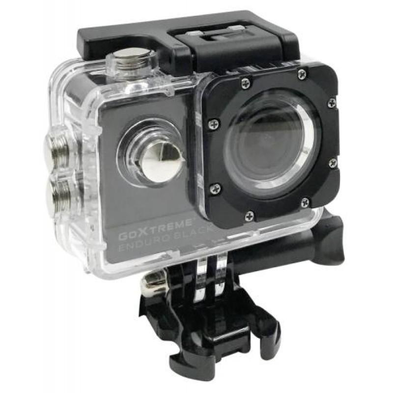 Easypix GoXtreme Enduro Black action sports camera 4K Ultra HD 8 MP Wi-Fi