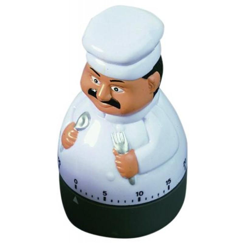 TFA-Dostmann 38.1008 alarm clock Beige,Black,White