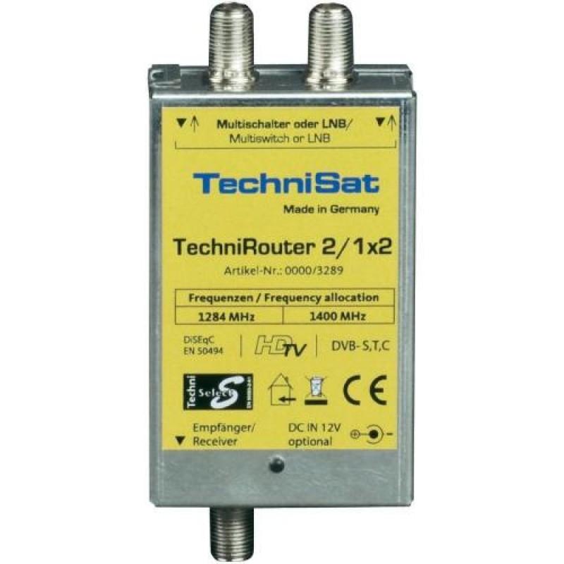 TechniSat TECHNIROUTER MINI 21X2 Multischalter