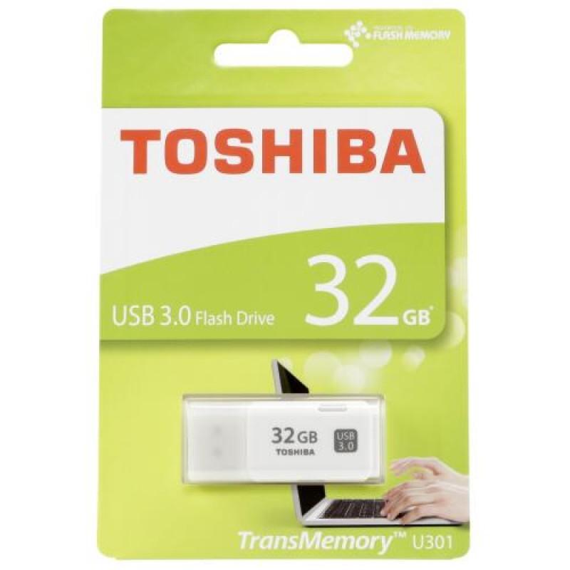 Toshiba TransMemory 32GB USB flash drive USB Type-A 3.0 (3.1 Gen 1) White