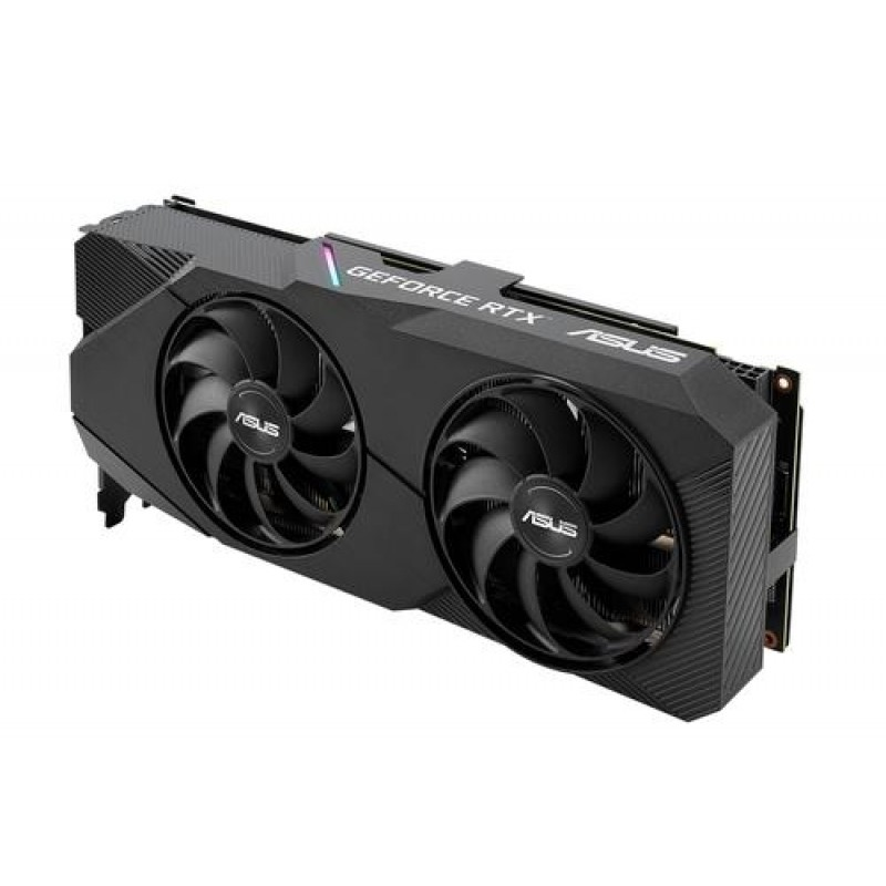 ASUS Dual -RTX2070-A8G-EVO GeForce RTX 2070 8 GB GDDR6 Black