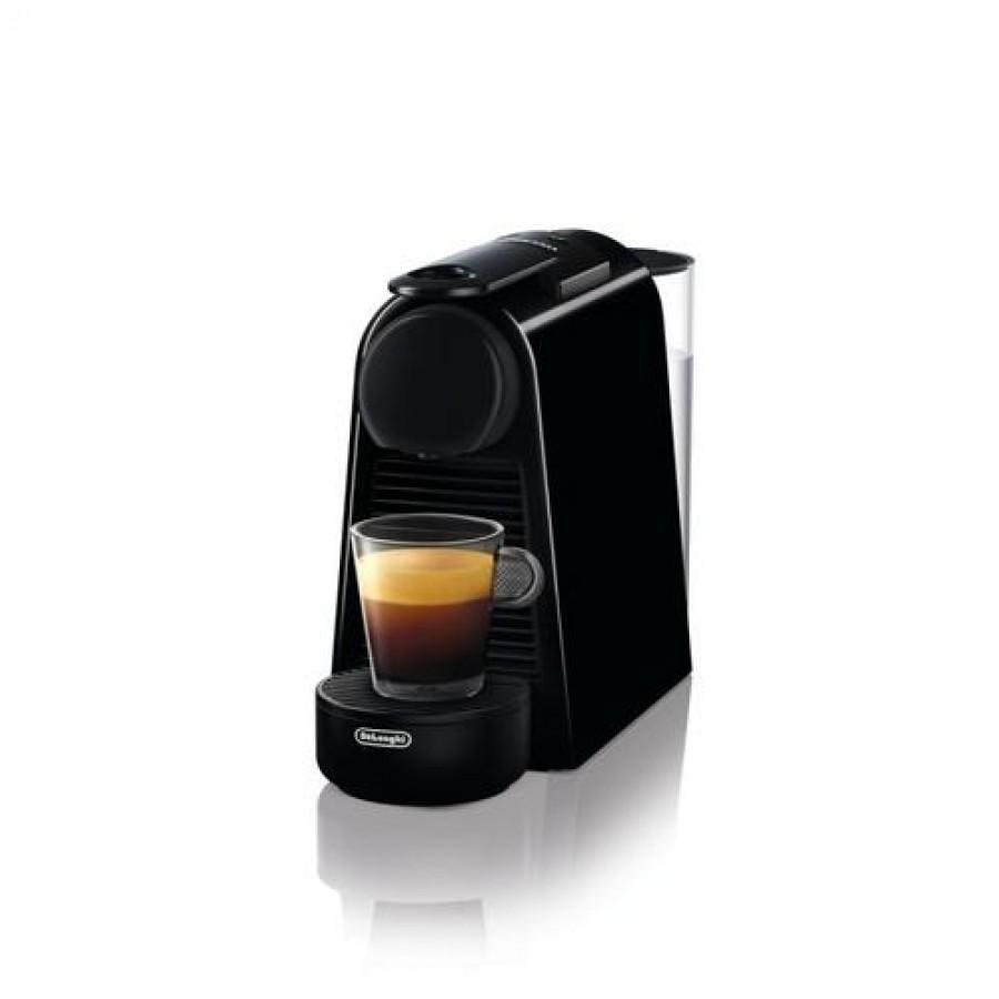 DeLonghi Essenza Mini EN85.B coffee maker Espresso machine 0.6 L Semi-auto Black