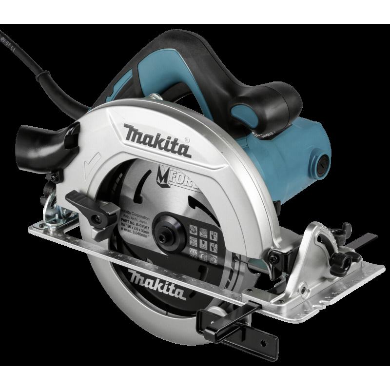 Makita HS7611J HandHeld Circular Saw im Makpac