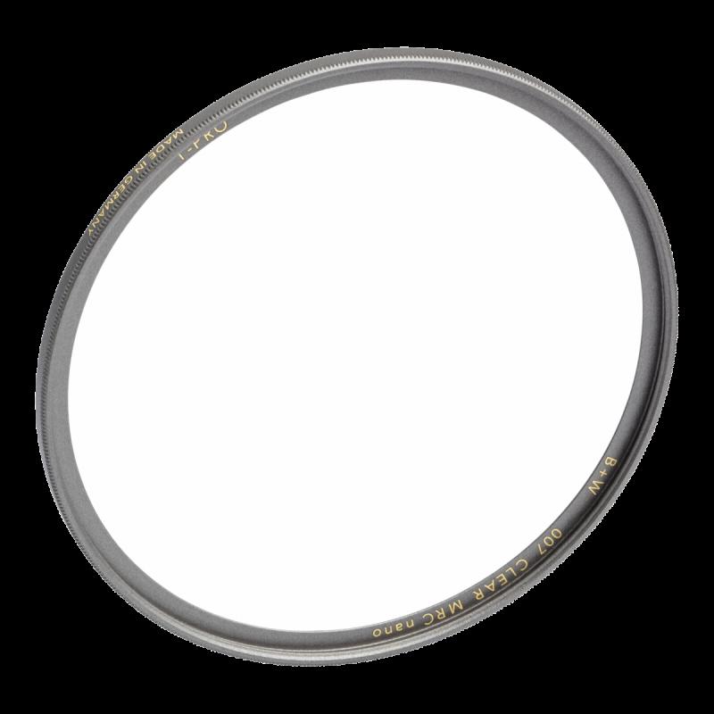 B+W Clear Filter MRC nano 77 7.7 cm
