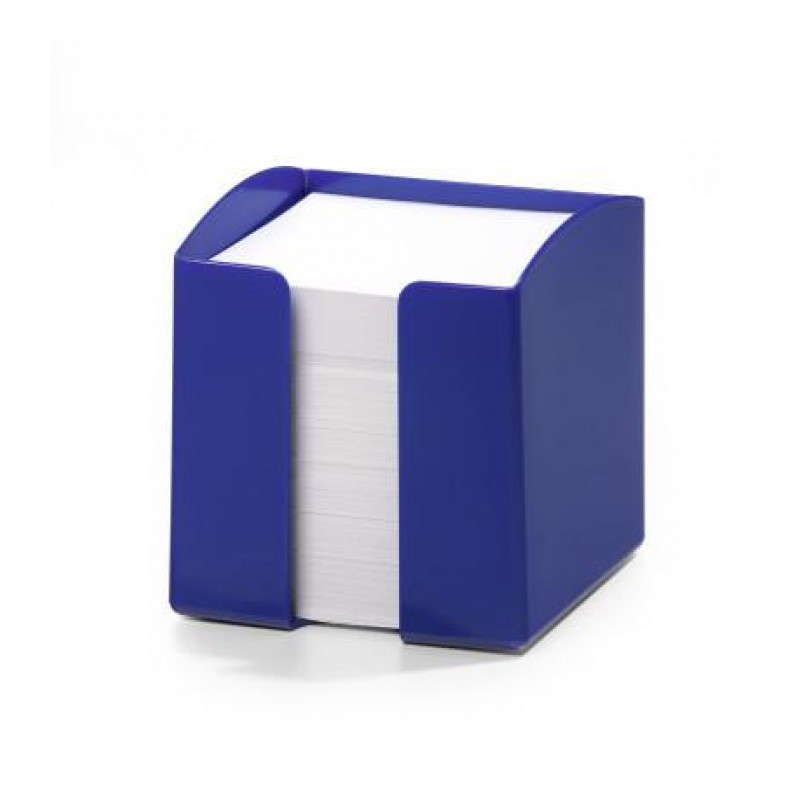 Durable TREND note paper dispenser Square Blue