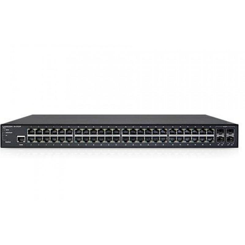 Lancom Systems GS-3152XSP Managed L3 Gigabit Ethernet (10/100/1000) Black 1U Power over Ethernet (PoE)