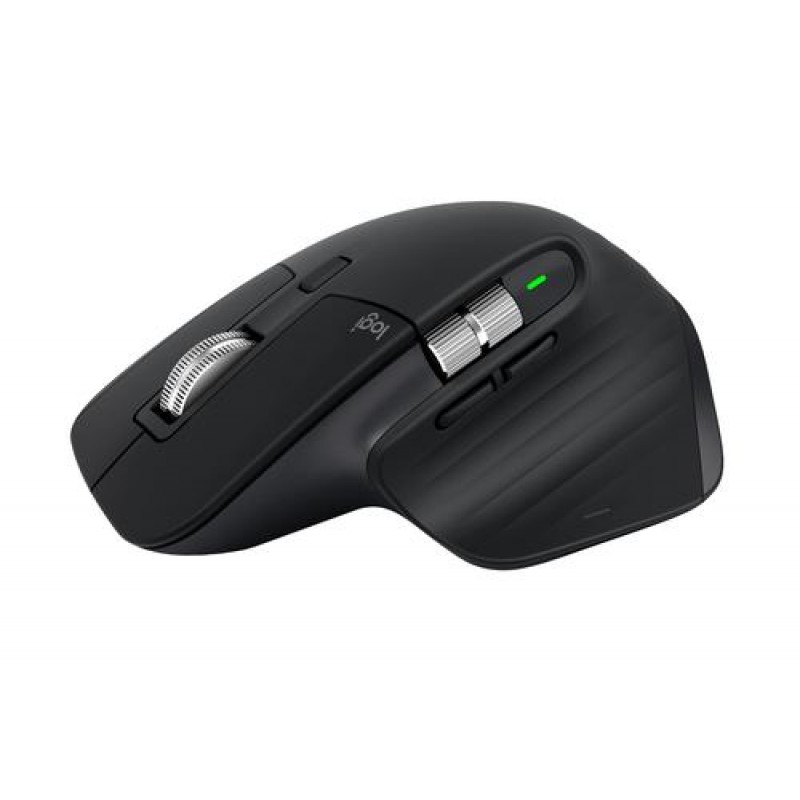 Logitech MX Master 3 for Business mouse RF Wireless+Bluetooth Laser 4000 DPI Right-hand Black