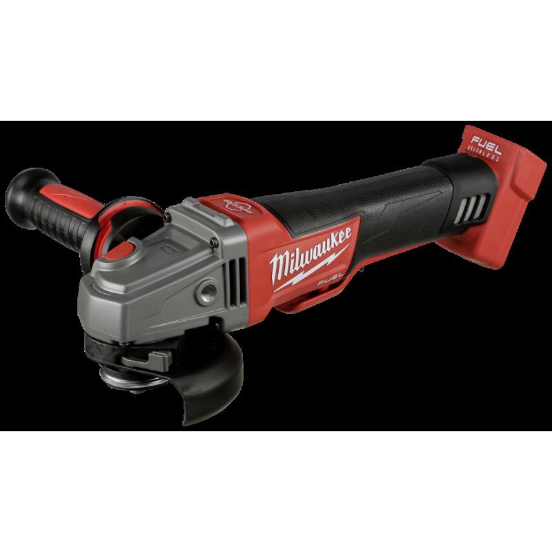 Milwaukee FUEL M18CAG115XPDB0 Braking Angle Grinder