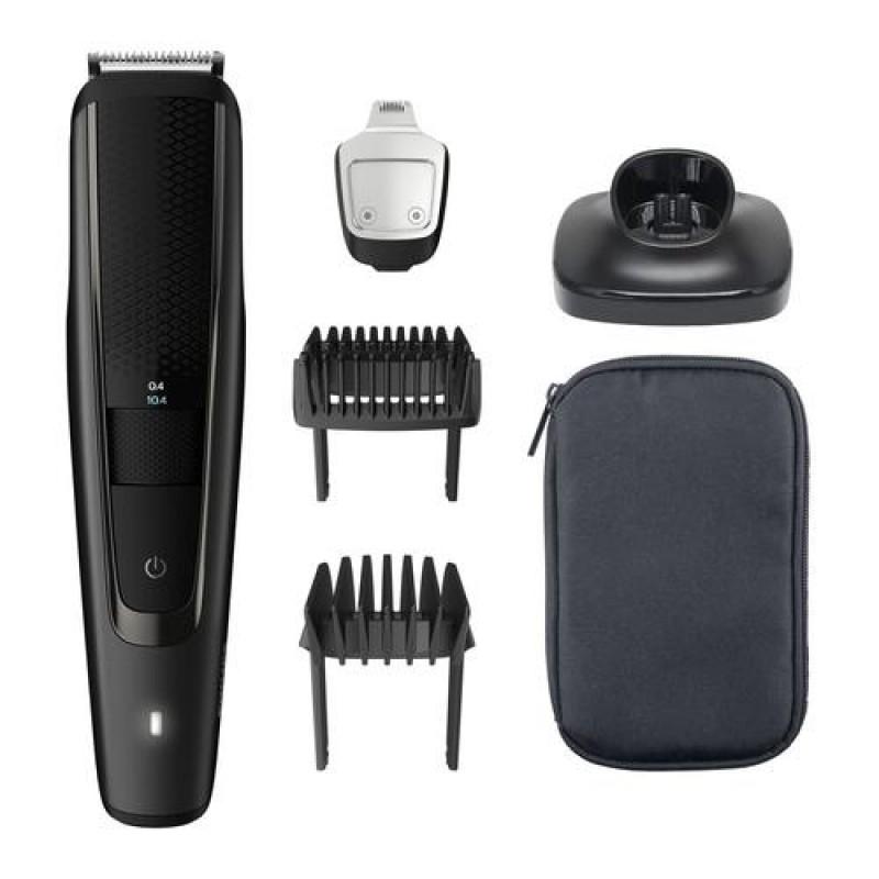 Philips BEARDTRIMMER Series 5000 BT5515/15 hair trimmers/clipper Black