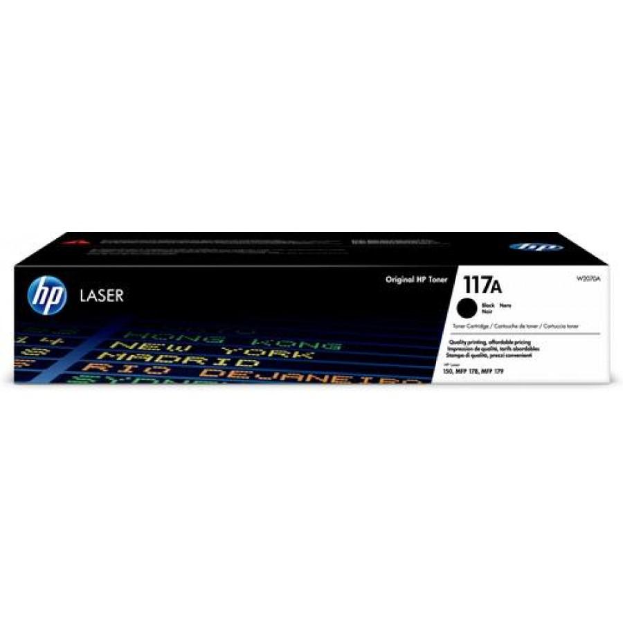 HP 117A Original Black 1 pc(s)