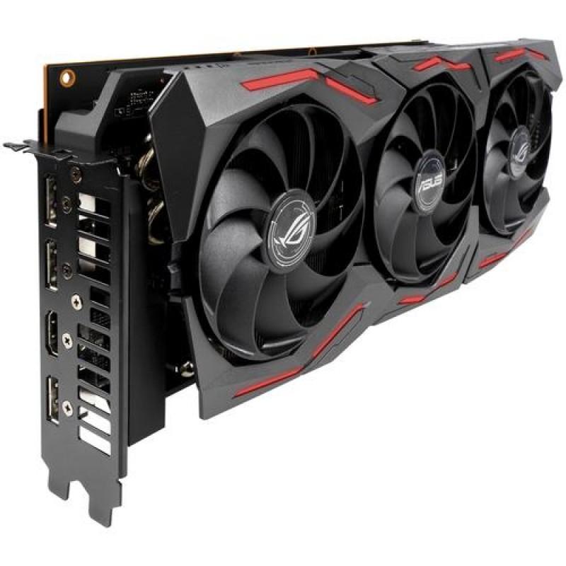 ASUS ROG -STRIX-RX5600XT-O6G-GAMING Radeon RX 5600 XT 6 GB GDDR6 Black,Red