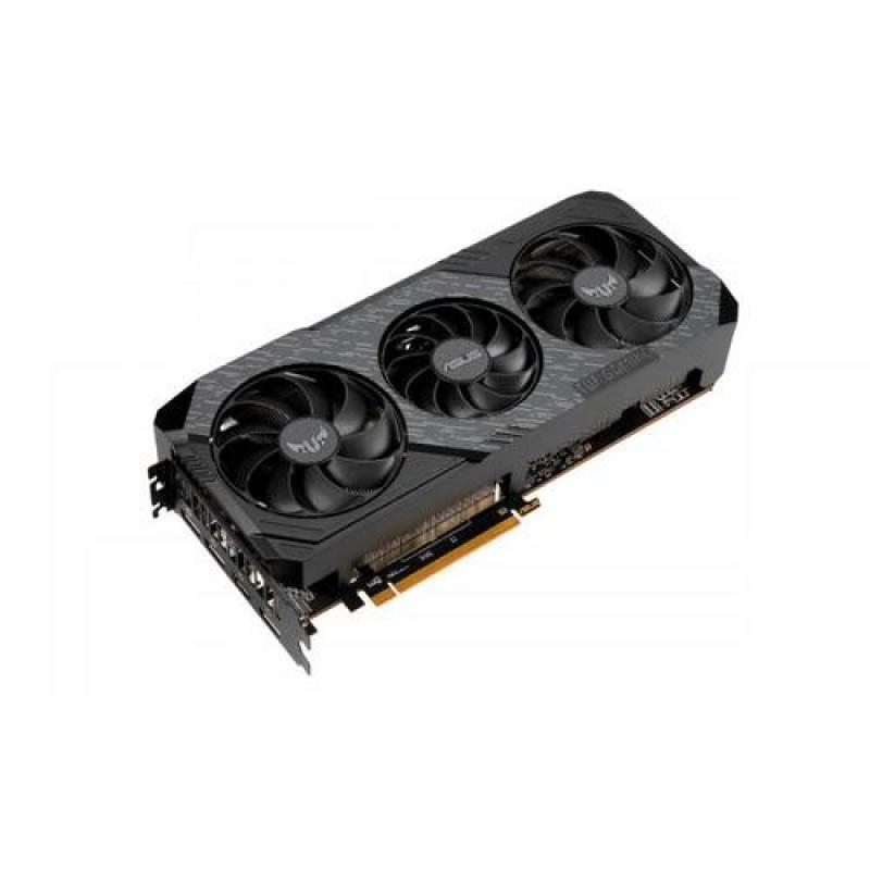 ASUS TUF Gaming TUF 3-RX5600XT-O6G-EVO-GAMING Radeon RX 5600 XT 6 GB GDDR6 Black