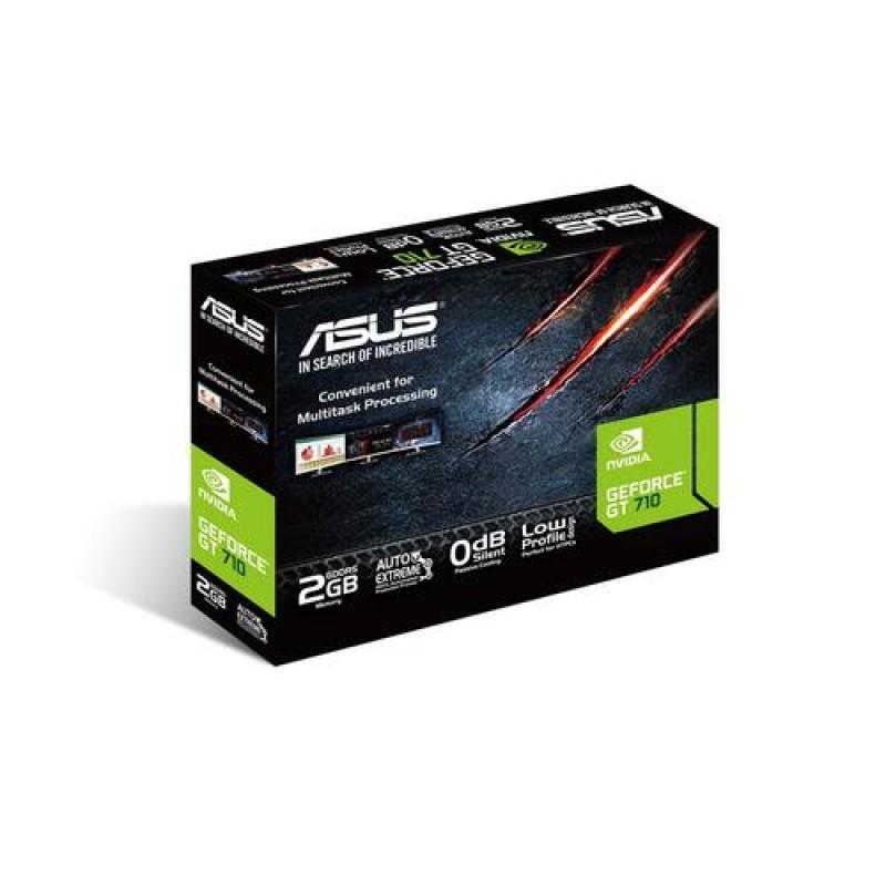 ASUS GT710SL2GD5 GeForce GT 710 2 GB GDDR5