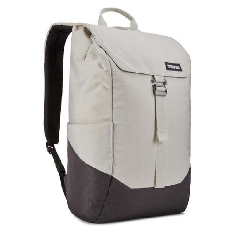 Thule Lithos TLBP-113 Concrete/Black backpack Polyester Multicolor