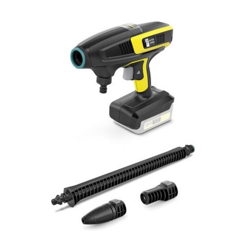 Kärcher KHB 6 Battery pressure washer Compact Black,Yellow 200 l/h