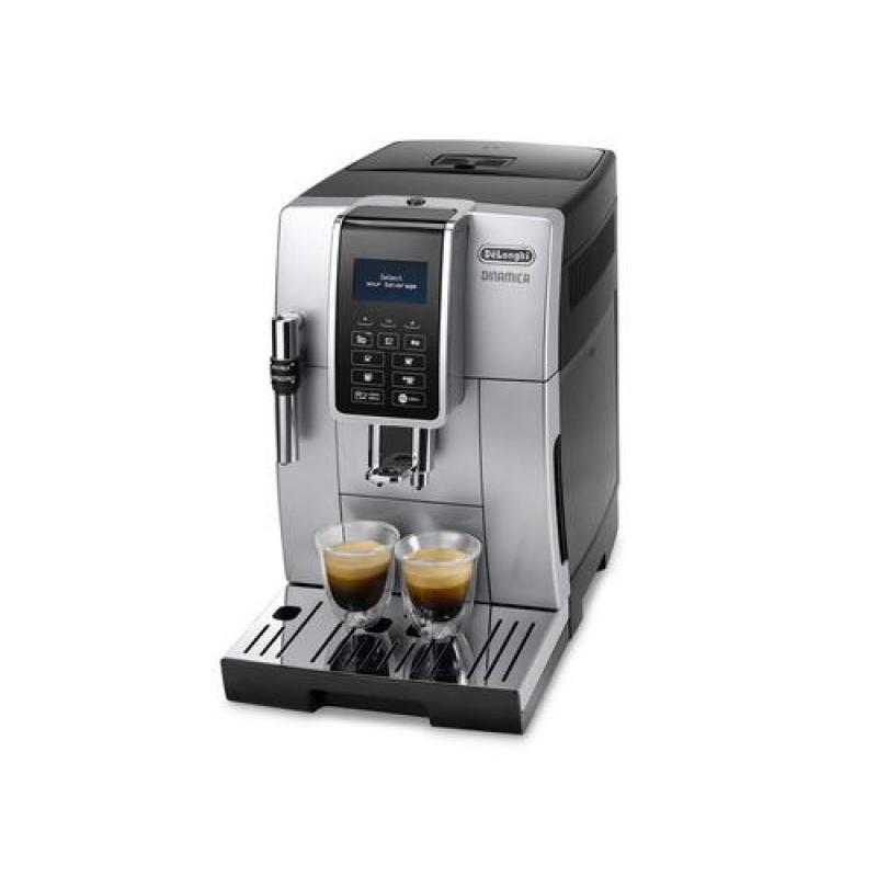 DeLonghi DINAMICA ECAM 350.35.SB Espresso machine Fully-auto Black,Silver