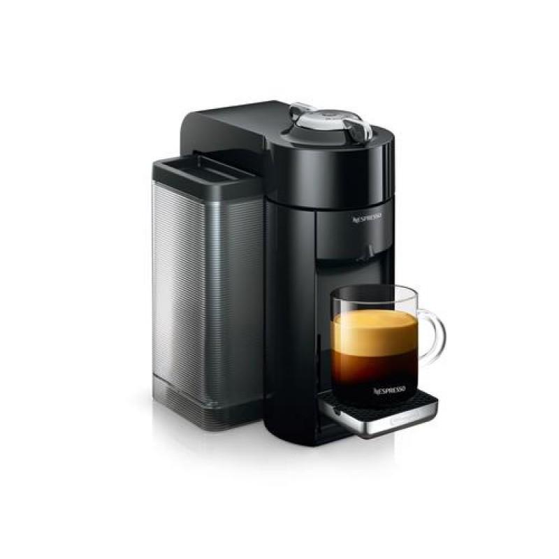 DeLonghi ENV135B Combi coffee maker 1.6 L Black