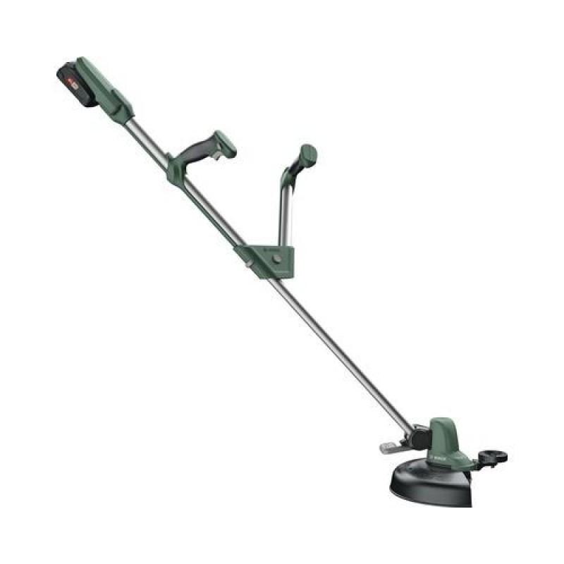 Bosch 0 600 8C1 D01 brush cutter/string trimmer Green