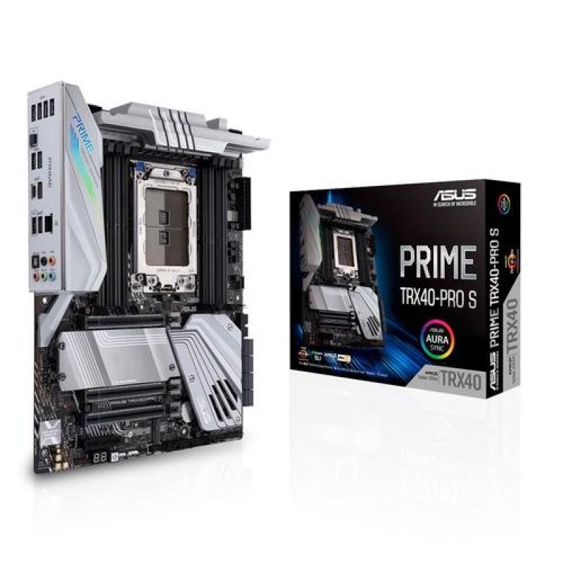 ASUS Prime TRX40-PRO S motherboard sTRX4 ATX AMD TRX40