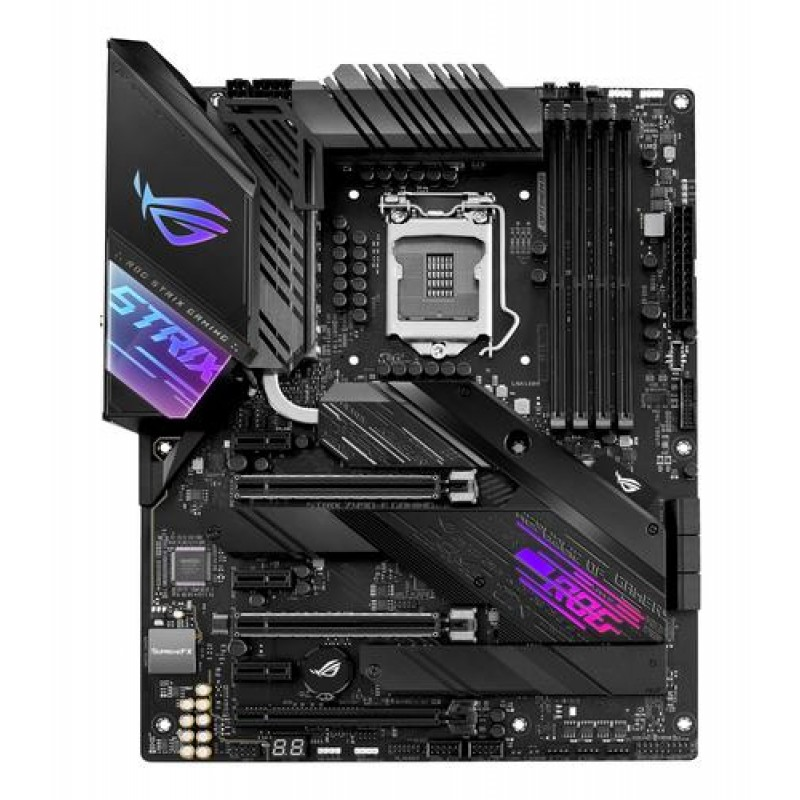 ASUS ROG STRIX Z490-E GAMING motherboard LGA 1200 ATX Intel Z490