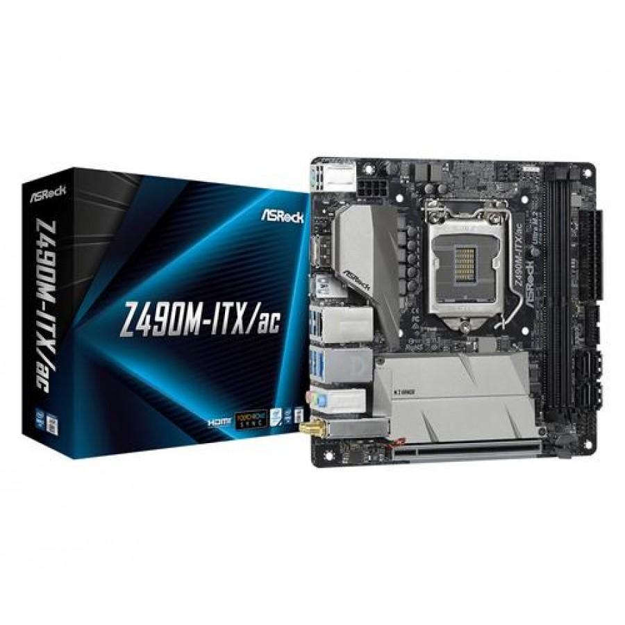 Asrock Z490M-ITX/ac motherboard Mini ITX