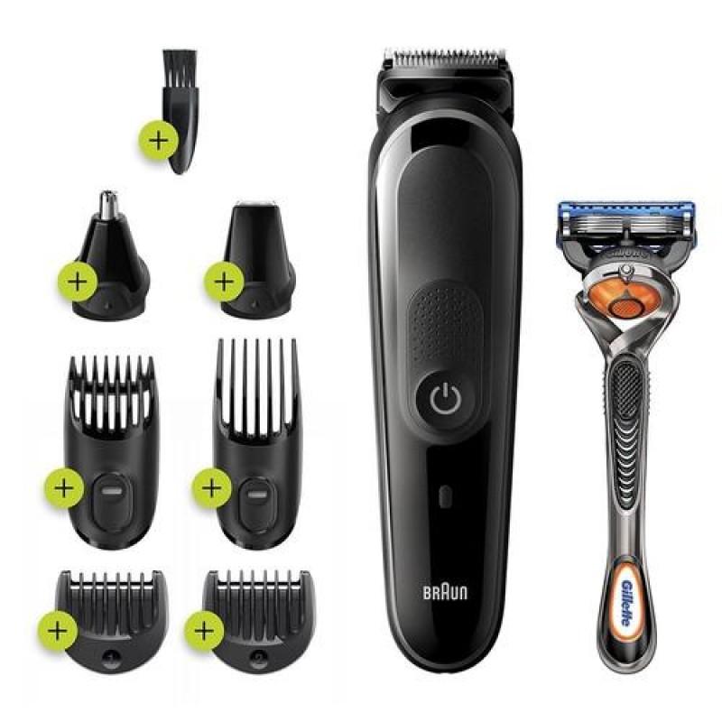 Braun All-in-one MGK 5260 beard trimmer Black