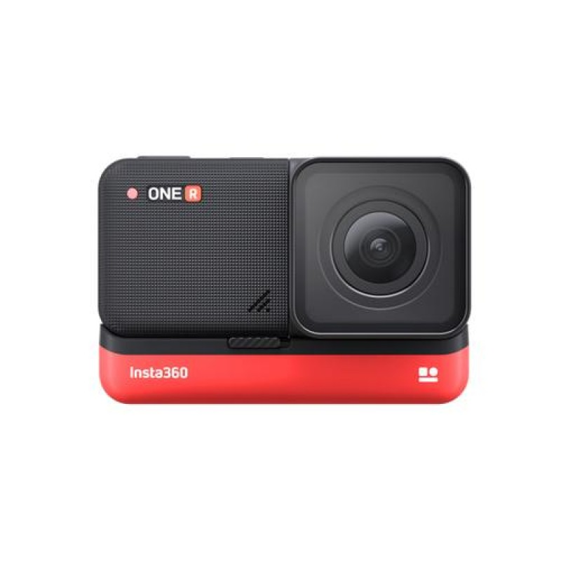 Insta360 ONE R 4K Edition action sports camera 4K Ultra HD Wi-Fi 121 g Black,Red