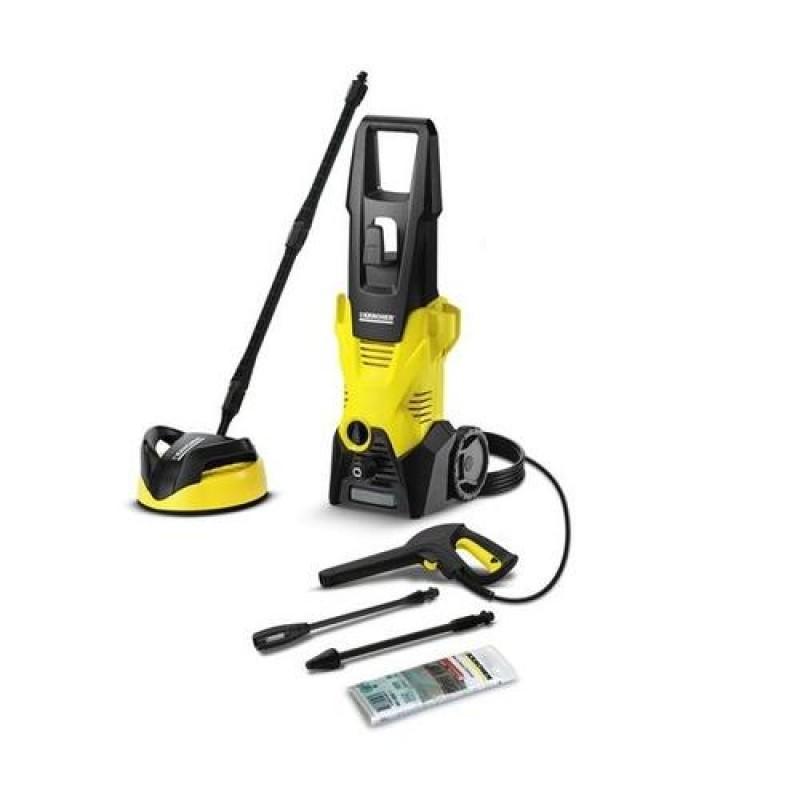 Kärcher K 3 Home pressure washer Upright Electric Black,Yellow 380 l/h 1600 W