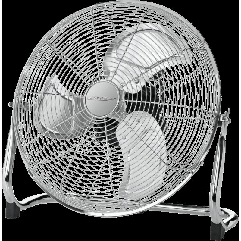 ProfiCare VL 3067 WM inox 50 cm Floor Fan