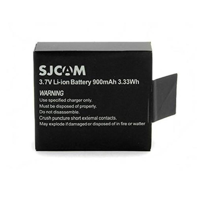 SJCAM BATERIA_SJCAM_900 Lithium-Ion (Li-Ion) 900 mAh Black