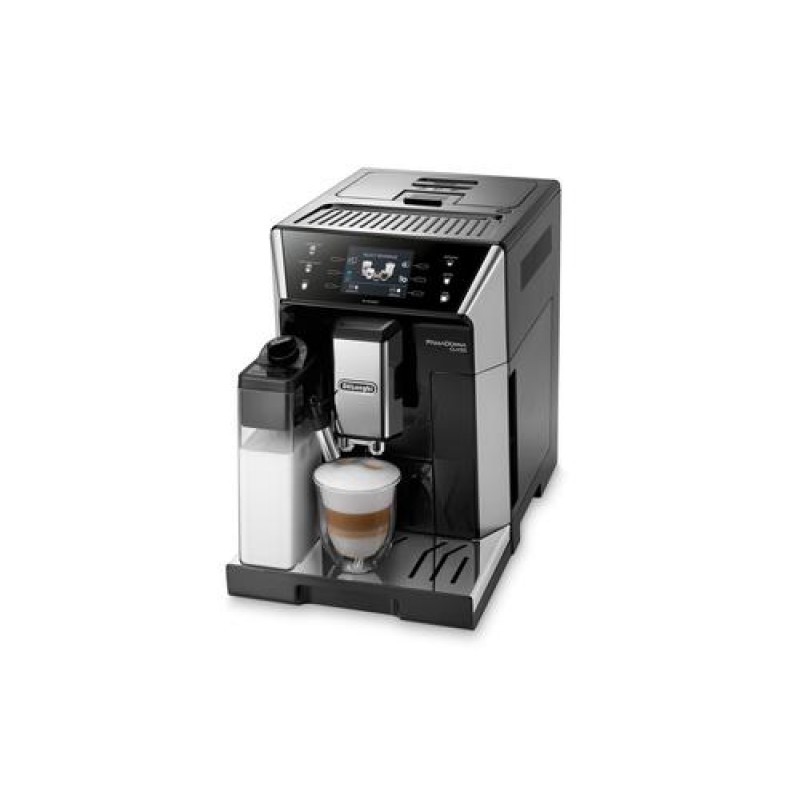 DeLonghi ECAM 550.55.SB coffee maker Espresso machine 2 L Fully-auto Stainless steel