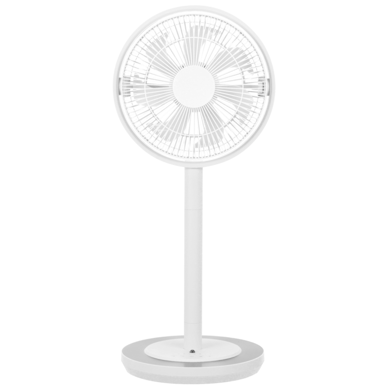 KAMOME FAMILY Aroma Fan quiet airflow table  stand