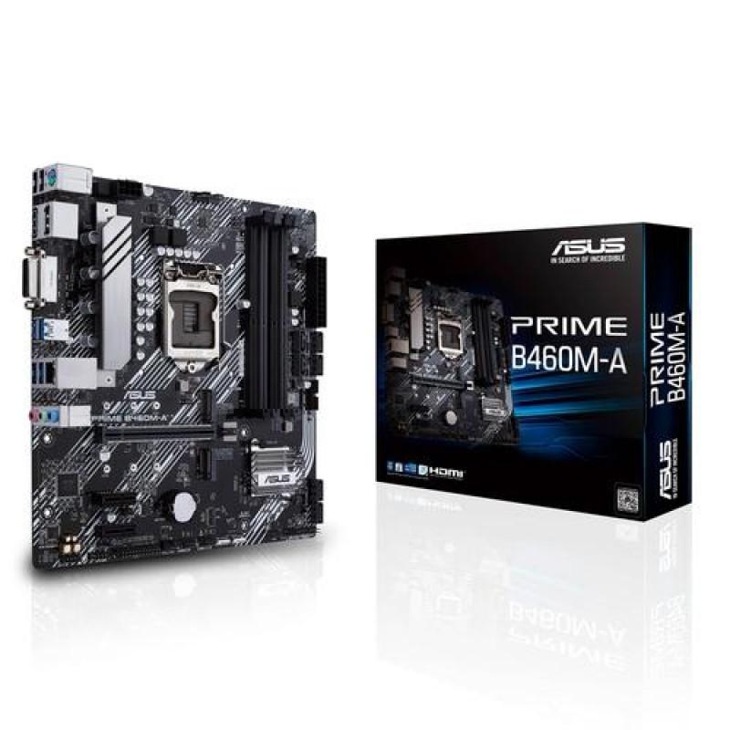 ASUS PRIME B460M-A Micro ATX Intel B460