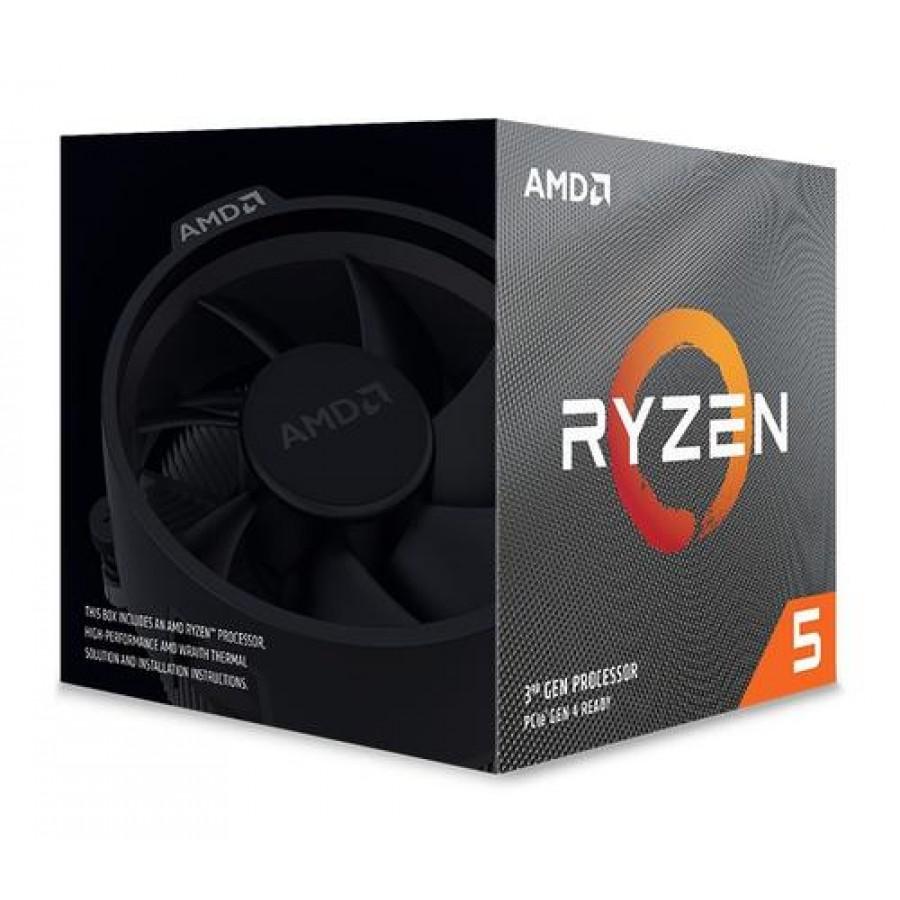 AMD Ryzen 5 3600XT processor 3.8 GHz Box