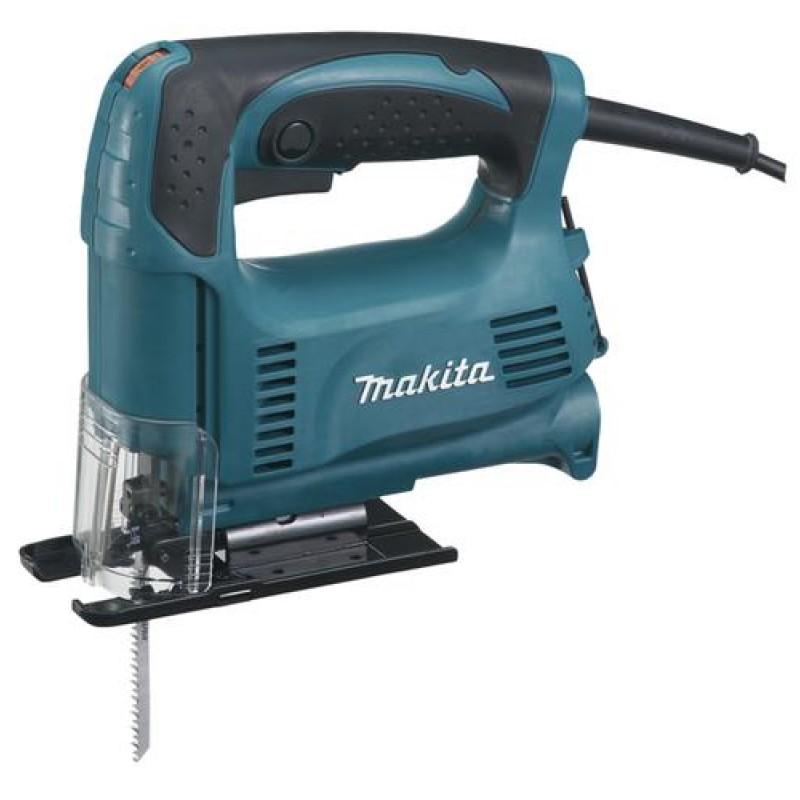 Makita 4327 power jigsaw 450 W 1.8 kg Black,Blue