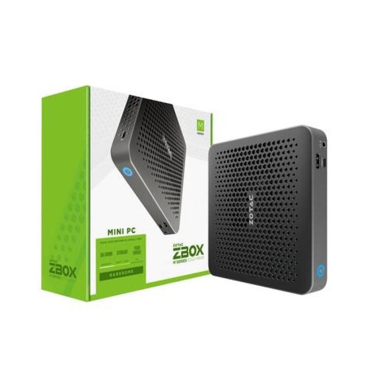 Zotac ZBOX edge MI643 i5-10210U 1.6 GHz Black