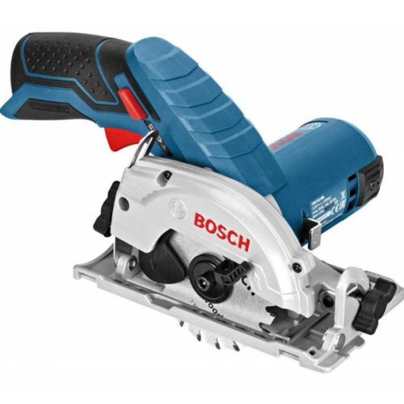 Bosch GKS 10.8 V-LI Black,Blue,Metallic