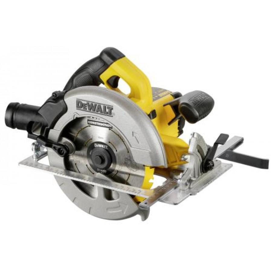 DeWalt DWE575K-QS 67 mm Hand-Held Circular Saw