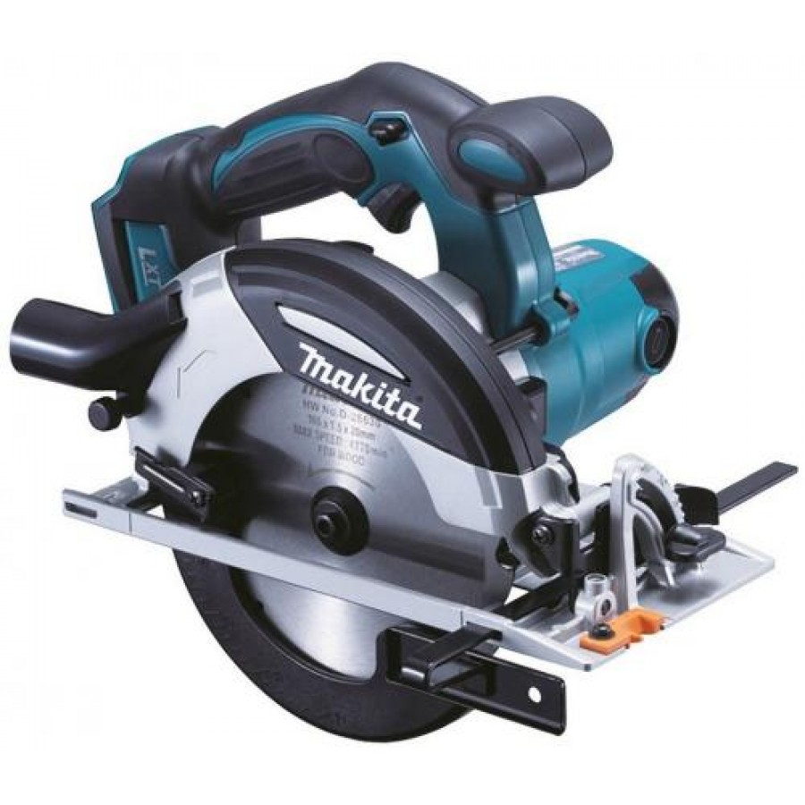 Makita DHS630Z circular saw Black,Blue,Silver