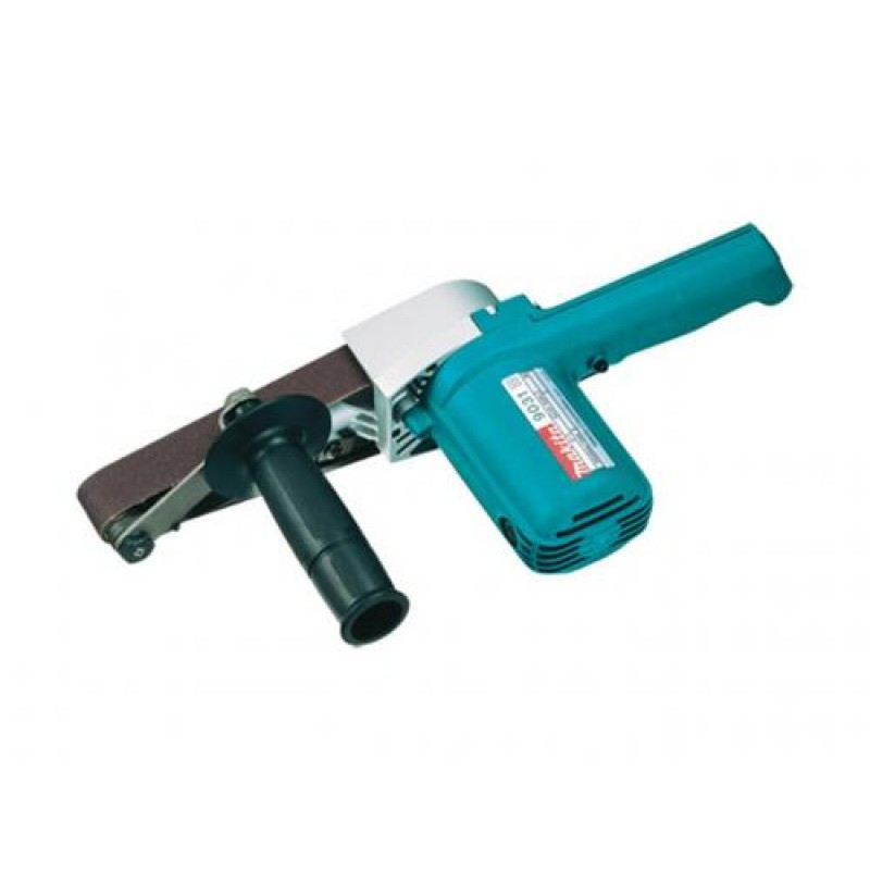 Makita 9031 power sander Belt sander Black,Blue,Silver 550 W