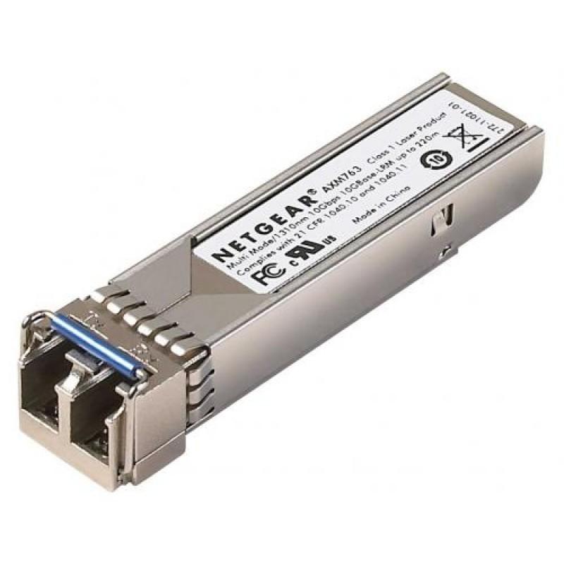 Netgear 10 Gigabit SR SFP+ Module network media converter 10000 Mbit/s