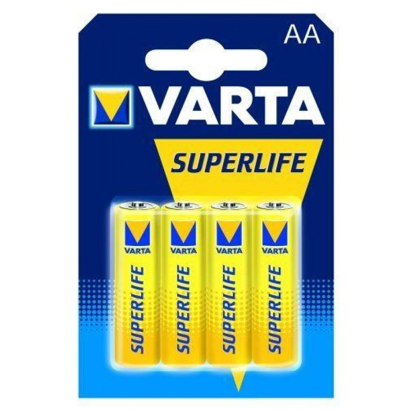 Varta Superlife Batterie